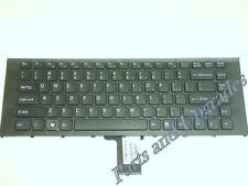 SONY Vaio VPCEA12EA VPCEA12EG VPCEA12EH VPCEA12EN Black Keyboard With Frame New