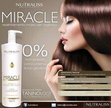 Nutraliss Miracle Brazilian Nano Protein Formaldehyde-Free Keratin