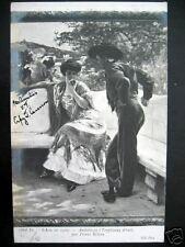 Spain~1907 Andalousie~ Salon ~ Dancers ~ Pierre Ribera