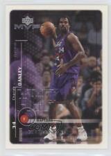1999-00 Upper Deck MVP Silver Script #160 Charles Oakley Toronto Raptors Card