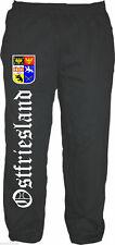 OSTFRIESLAND Jogginghose Altdeutsch/Wappen - M bis XXL - jogger friesland emden