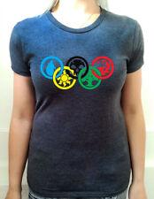 MTG Magic The Gathering colours of Magic Olympics Women's Triblend T-shirt