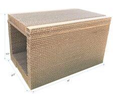 Andevan™ USA Made Corrugated Cardboard Cat/ Kitten Block / Cubics