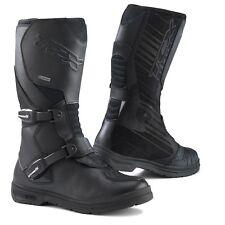 TCX Infinity Evo Gore-Tex Impermeable Motocicleta Touring Boots - Negro