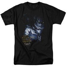 Batman Arkham Asylum Killer Croc  DC Comics Licensed Adult T-Shirt