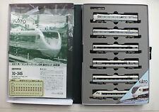 "KATO Japanese 10-345 681 Series ""Thunderbird"" 6 Car EMU Set - Brand New!"