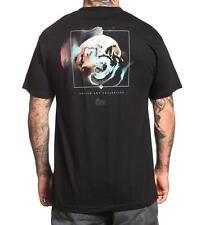 Sullen Clothing Enertia Skull Tattoo Artwork Goth Box Punk Mens T Shirt SCM1352