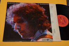 BOB DYLAN 2LP AT BUDOKAN ORIG CANADA 1978 TOP EX ! GATEFOLD +INNER TESTI