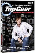 Richard Hammond's Top Gear Interactive Challenge (DVDi, 2007) NEW & SEALED