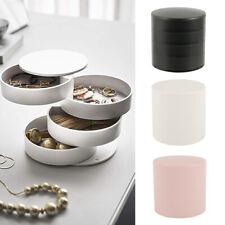 Boîte à Bijoux Coffret à Bijoux Maquillage Rangement Montres Bagues Cadeau Box