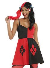DC Comics Harley Quinn Cosplay Dress