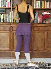 Femme ou Fille Ballet Danse Yoga Fitness Exercice Cropped contournés Pantalon-Neuf