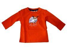 MEXX Baby Langarmshirt fiory red für Jungen Gr. 62 68