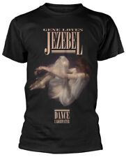 Gene Loves Jezebel 'Dance Underwater' (Black) T-Shirt - NEW & OFFICIAL!