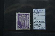 FRANCOBOLLI GERMANIA BERLINO USATI N°134 (F9100)