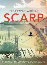 Scarp, Papadimitriou, Nick, Very Good, Hardcover