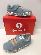 Garvalin Girls  Casual Sneaker in Light Sky Blue (182810)