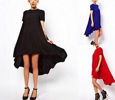 Vestito Estate Donna Asimmetrico - Woman Summer Dress Asymmetric 110043