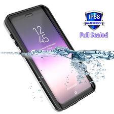 Samsung Galaxy S9 Plus/S9+ Slim Waterproof Shockproof Dirt Proof Full Case Cover