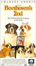 Beethovens 2nd (VHS, 1994)