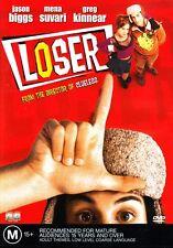 Loser (DVD, 2001) Greg Kinnear, Jason Biggs, Mena Suvari