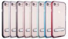 Pour Apple iPhone 7 7s Plus tpu gel magnétique Béquille antichoc