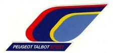 Sticker PEUGEOT TALBOT Sport left/gauche °