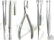 5 Pcs Body Piercing Kit Tooling Kit Tattoo Supplies