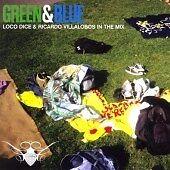 Various Artists Green and Blue: Ricardo Villalobos & Loc CD