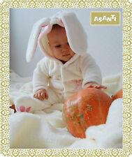 Lepre Rosa Coniglietto Regalo di Compleanno Pigiama Neonato Pasqua Bambine