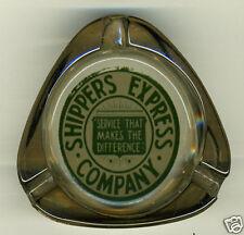 1940s Tri Lob Ashtray Shippers Express Company CA