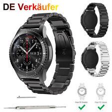 Edelstahlarmband Steel Watch Strap Band für Samsung Gear S3 Classic S3 Frontier