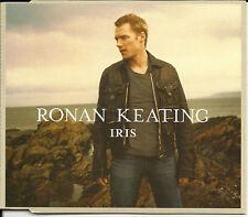 Boyzone RONAN KEATING Iris CD single w/ LIVE When  you say Nothing  GOO DOLLS