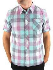 O'Neill Camisa de manga corta moderno col verde claro FUCSIA Ajuste NUEVO