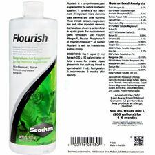 Seachem Flourish 50ml,100ml,250ml,500ml