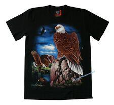Eagle t-shirt Adler, talla S, M, L, XL, Western Biker indios, vaquero, águila de cola blanca Chopper