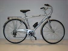"BICI CITY BIKE Bicicletta UOMO 28"" cambio shimano 6v"