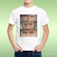 T-Shirt Bambino Ragazzo Il Buono Il Brutto E Il Cattivo Western Idea Regalo
