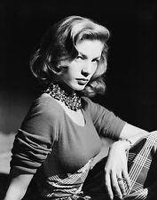 Lauren Bacall - 1940's - Pinup Portrait Poster