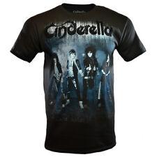 CINDERELLA Mens Tee T Shirt 80s Rock Band Music Concert Tour Live Metal NEW
