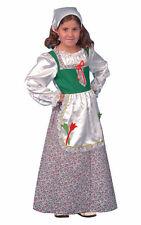Dutch Girl Costume  12-14