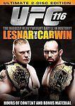 UFC 116: Lesnar vs. Carwin (DVD, 2010, 2-Disc Set)