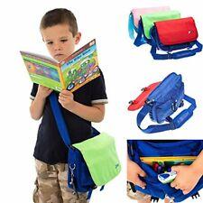 Kids Messenger Satchel Storage School Travel Bag for Amazon Fire HD 8 Tablet