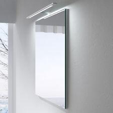 Badezimmerspiegel Rahmenlos Badspiegel Wandspiegel 600-1400mm   LED optional