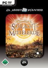 Der Herr der Ringe: Die Schlacht um Mittelerde - PC - in DVD-Box Most Wanted