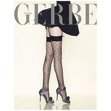 -40% sur Bas nylon Plumetis Losange référence Parisienne marque Gerbe