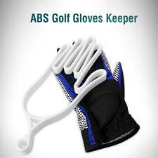 2Pcs Plastic Golf Gloves Keeper Stretcher Gloves Support Frame Rack Holder GL