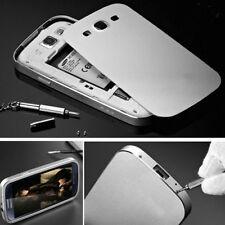 Deluxe Ultra-thin Tutti Metallo Alluminio Cover Custodia per Samsung Galaxy S 3 i9300