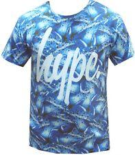 Hype Poison Frog Skin Tee Blue T Shirt T-Shirt Herren Mens M L XL XXL Neu New