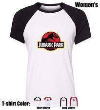 Jurassic Park Tyrannosaurus 3d Cotton Shirt Women's Girl's Partten T Shirt Tops